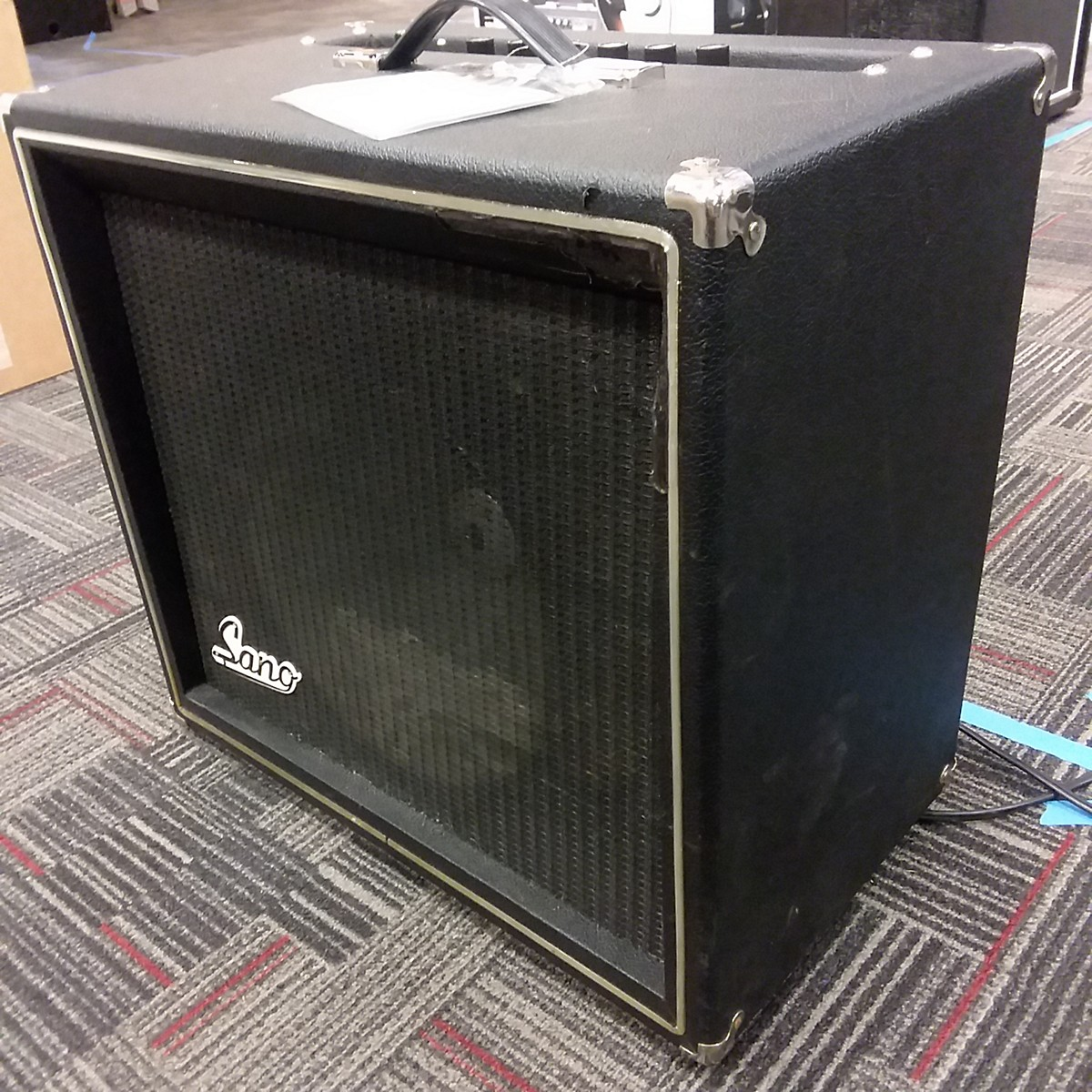 In Store Vintage Vintage 1970s SANO Combo Amp