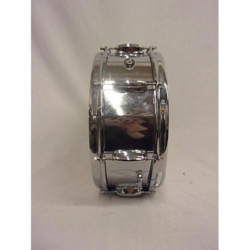 In Store Vintage Vintage 1970s Singular 5.5X14 Snare Quality Drum Silver