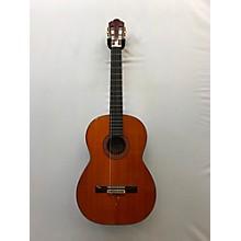 Vintage 1970s Taka TG314-s Antique Natural Classical Acoustic Guitar