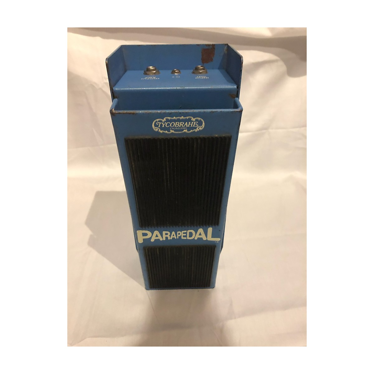 In Store Vintage Vintage 1970s Tycobrahe Parapedal Effect Pedal