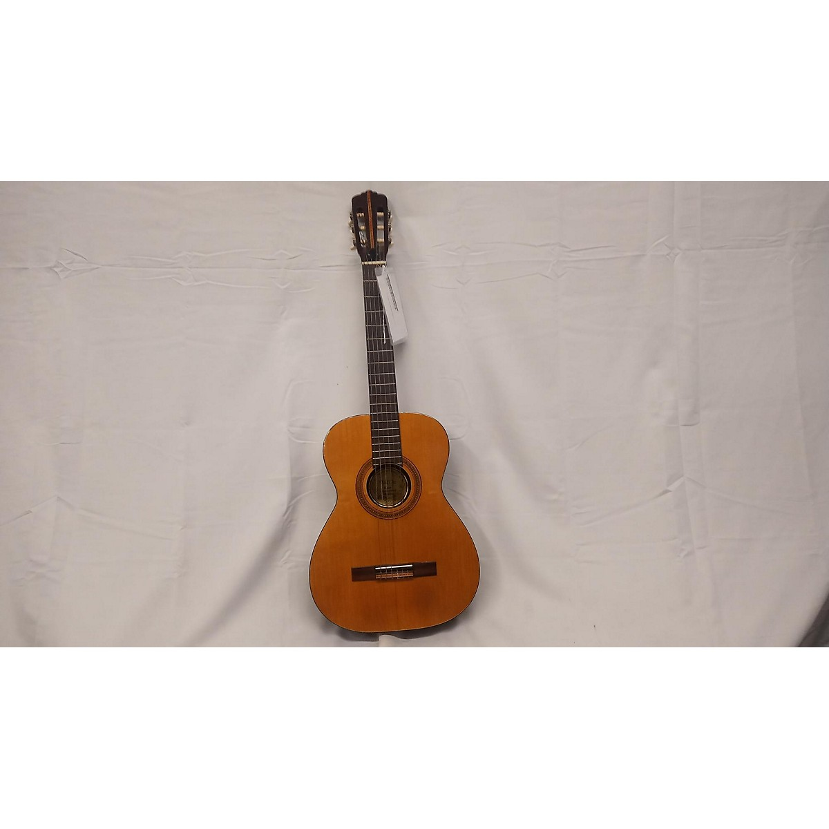 In Store Vintage Vintage 1971 Val Dez Classical Guitar Natural Classical Acoustic Guitar