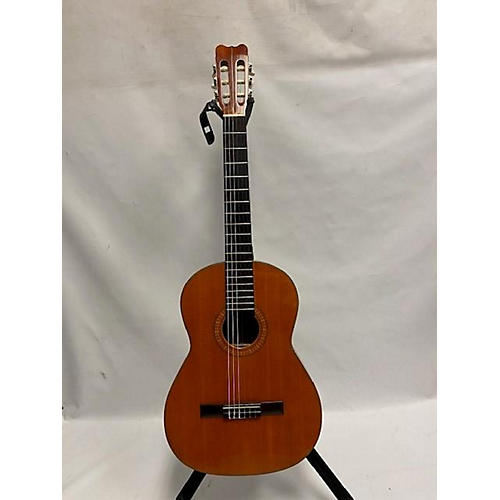 In Store Vintage Vintage 1971 Yairi Gakki 300 Classical Natural Classical Acoustic Guitar