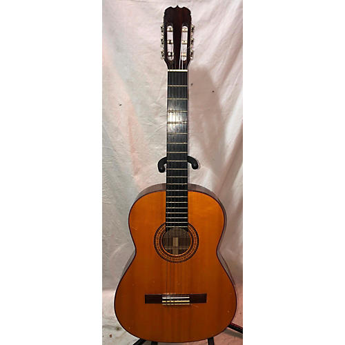 In Store Vintage Vintage 1972 YAIRI Classical Guitar Natural Classical Acoustic Guitar