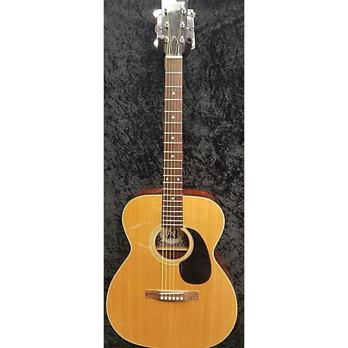In Store Vintage Vintage 1974 Alverez 5014 Natural Acoustic Guitar