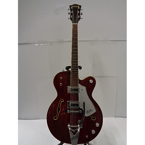 In Store Vintage Vintage 1974 Gretsch Tennesean Red Hollow Body Electric Guitar