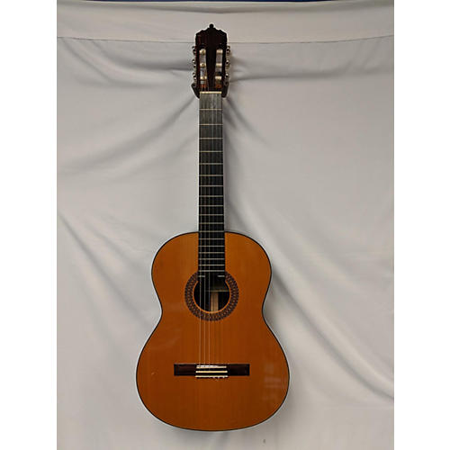 In Store Vintage Vintage 1975 J. Orozco 55-4-20 Natural Classical Acoustic Guitar