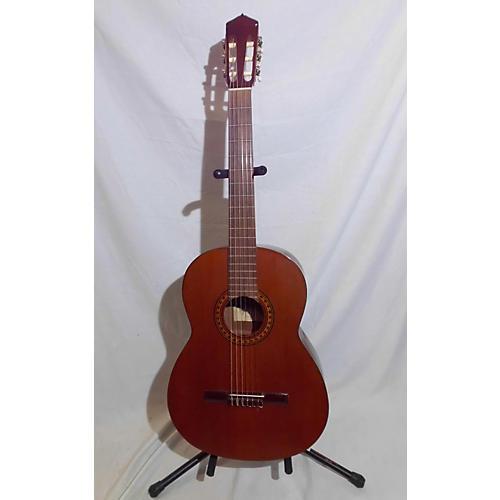 In Store Vintage Vintage 1975 Pimentel & Sons Folk Guitar Natural Acoustic Guitar