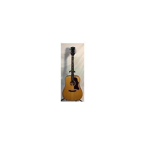 In Store Vintage Vintage 1976 Gibs J-50 Natural Acoustic Guitar