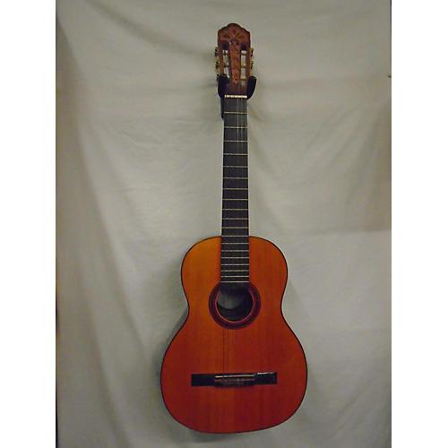 In Store Vintage Vintage 1977 DiGiorgio Signorna No. 16 Vintage Natural Classical Acoustic Guitar