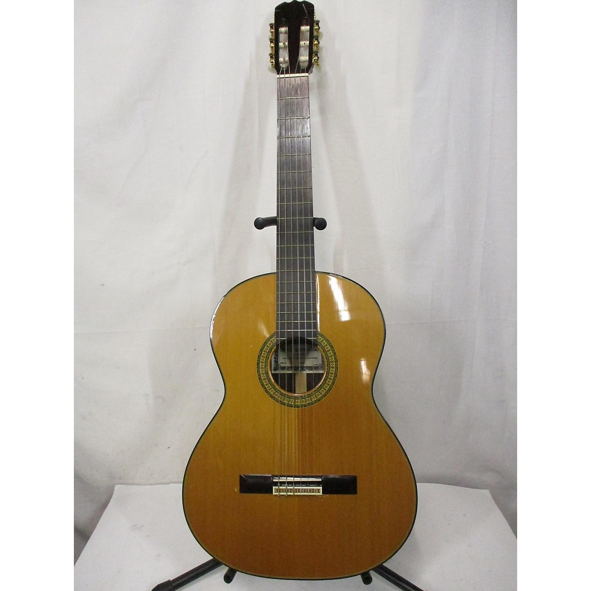 In Store Vintage Vintage 1978 Matsuoka Model 40 Classical Natural Classical Acoustic Guitar