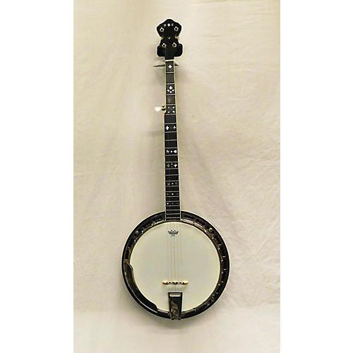 In Store Vintage Vintage 1980 Ode 6505 Natural Banjo