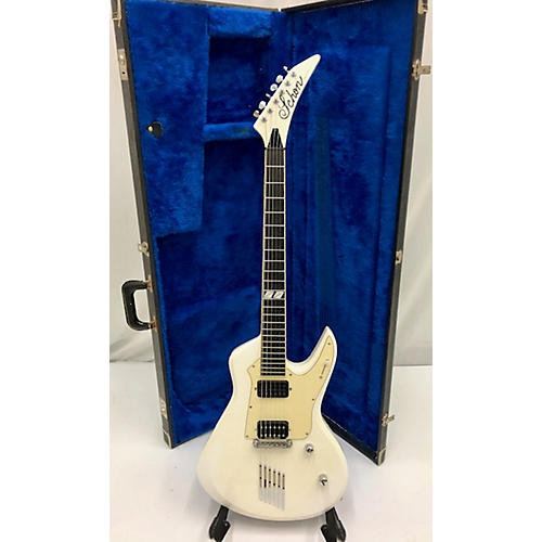 In Store Vintage Vintage 1986 Schon NS6 Neal Schon White Solid Body Electric Guitar