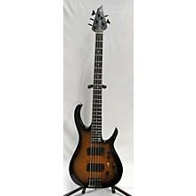 Vintage 1987 Modulus Quantum Vintage Sunburst Electric Bass Guitar