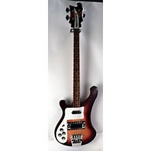 Vintage 1989 Rickenbacher 4003s Fireglo Electric Bass Guitar