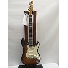 Vintage 1990s G& Legacy 3 Color Sunburst Solid Body Electric Guitar