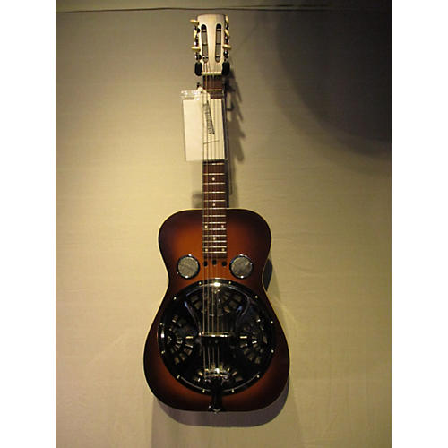 In Store Vintage Vintage 1992 Dobra 60D Sunburst Resonator Guitar