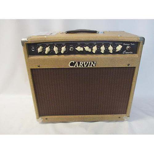 used carvin vintage 33 tube guitar combo amp guitar center. Black Bedroom Furniture Sets. Home Design Ideas