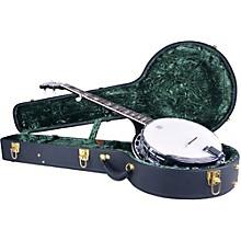 Silver Creek Vintage Archtop Case For Banjo Level 1 Black