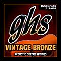 GHS Vintage Bronze 85/15 Acoustic Strings Light thumbnail