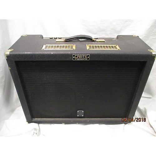 used crate vintage club 50 tube guitar combo amp guitar center. Black Bedroom Furniture Sets. Home Design Ideas