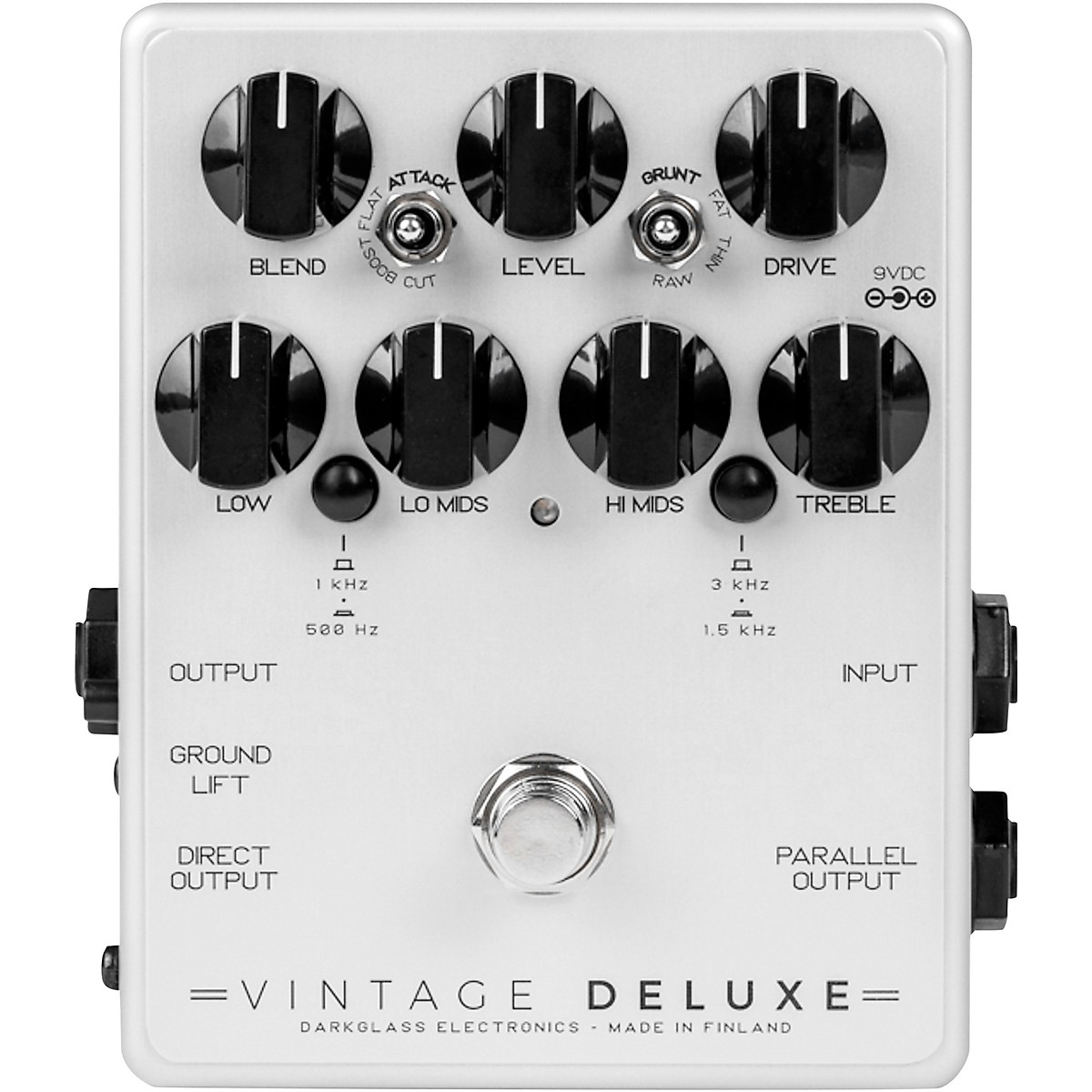 Darkglass Vintage Deluxe V3 Bass Preamp Pedal
