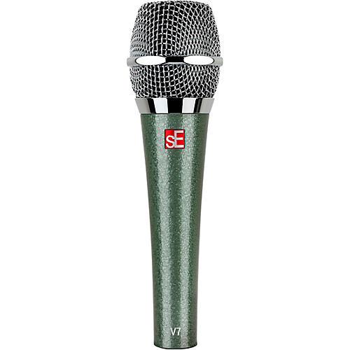 SE Electronics Vintage Edition V7 Supercardioid Dynamic Handheld Vocal Microphone