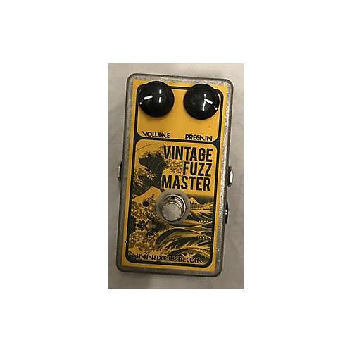 Devi Ever Vintage Fuzz Master Effect Pedal