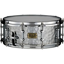 TAMA Vintage Hammered Steel Snare Drum