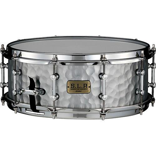 TAMA Vintage Hammered Steel Snare Drum