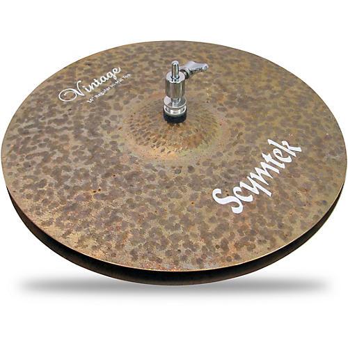 Scymtek Cymbals Vintage Hi-Hat Cymbal