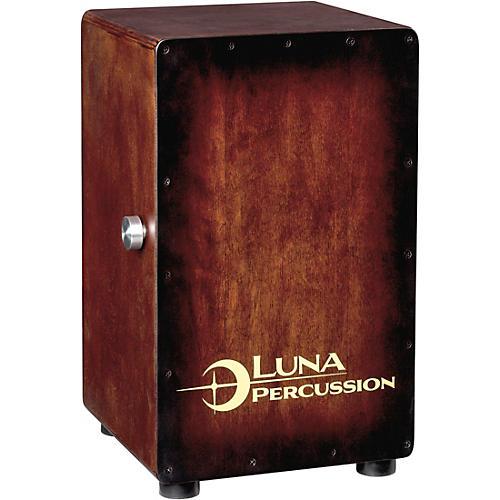 Luna Guitars Vintage Mahogany Cajon