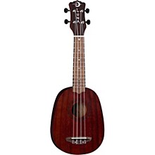 Luna Guitars Vintage Mahogany Pineapple Ukulele