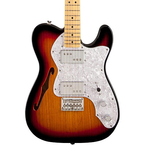 squier vintage modified 72 telecaster thinline maple neck electric rh guitarcenter com  squier 72 thinline wiring diagram