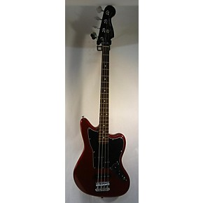 used squier vintage modified jaguar bass electric bass guitar cherry guitar center. Black Bedroom Furniture Sets. Home Design Ideas