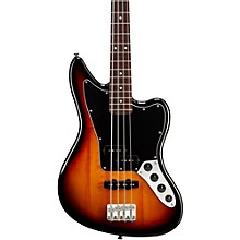 Vintage Modified Jaguar Electric Bass Guitar Special 3-Color Sunburst