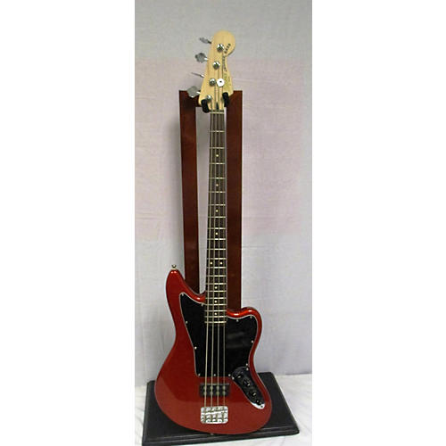 used squier vintage modified jaguar solid body electric guitar red guitar center. Black Bedroom Furniture Sets. Home Design Ideas