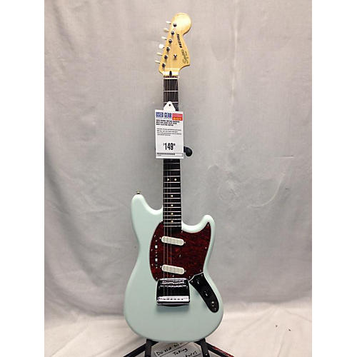 Used Squier Mustang : used squier vintage modified mustang solid body electric guitar sonic blue guitar center ~ Russianpoet.info Haus und Dekorationen