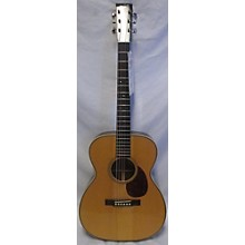 Bourgeois Vintage OM Acoustic Electric Guitar