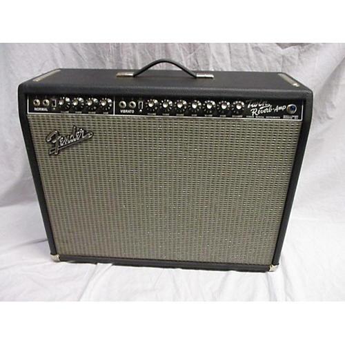 Fender Vintage Reissue 1965 Twin Reverb Tube Guitar Combo Amp