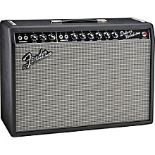 Fender Vintage Reissue '65 Deluxe Reverb Guitar Combo Amp Level 1 Black