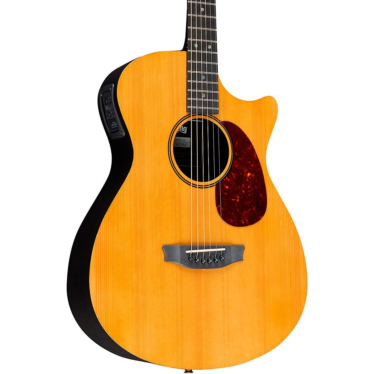 Rainsong Vintage Series OM Acoustic-Electric Guitar