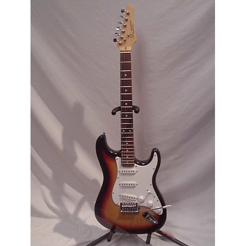 SX Vintage Series Solid Body Electric Guitar