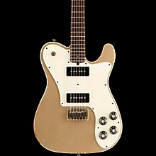 Friedman Vintage-T P90s Mahogany Body Rosewood Fingerboard Electric Guitar Gold Parchment Pickguard