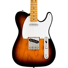 Vintera '50s Telecaster Electric Guitar 2-Color Sunburst