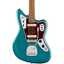 Vintera '60s Jaguar Electric Guitar Ocean Turquoise