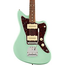 Vintera '60s Jazzmaster Modified Electric Guitar Surf Green