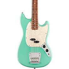 Vintera '60s Mustang Bass Sea Foam Green