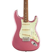 Vintera '60s Stratocaster Modified Electric Guitar Burgundy Mist Metallic