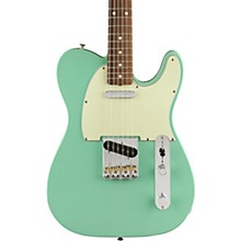 Vintera '60s Telecaster Modified Pau Ferro Fingerboard Electric Guitar Sea Foam Green