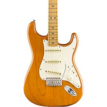 Vintera '70s Stratocaster Maple Fingerboard Electric Guitar Aged Natural